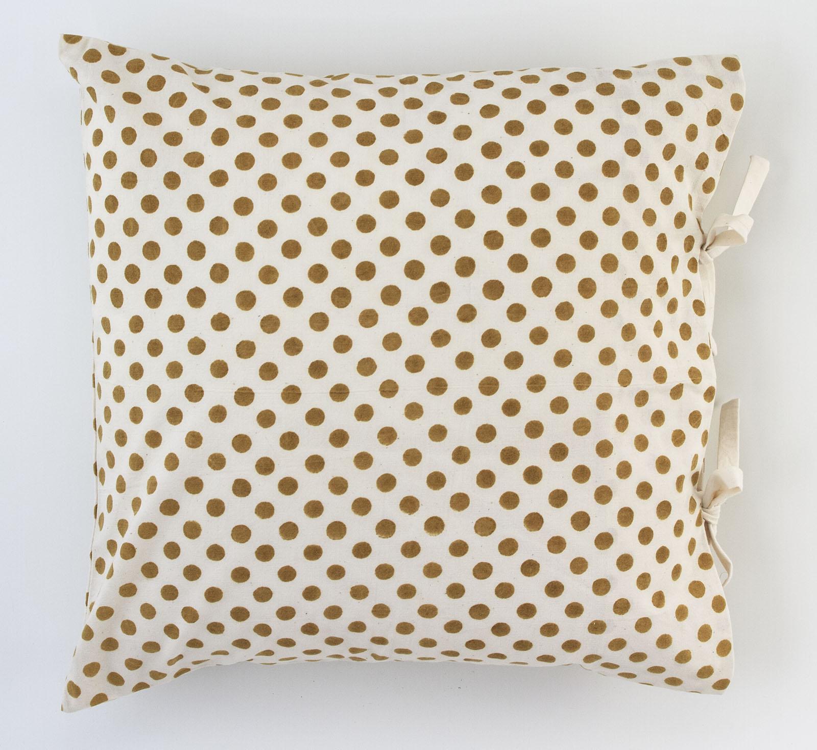 monique small deco pillow les indiennes. Black Bedroom Furniture Sets. Home Design Ideas